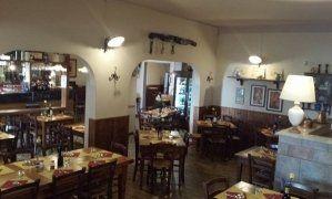 vista interna di un ristorante
