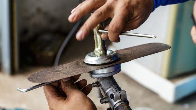 Rotor blade repairs
