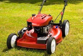 High-power lawnmovers