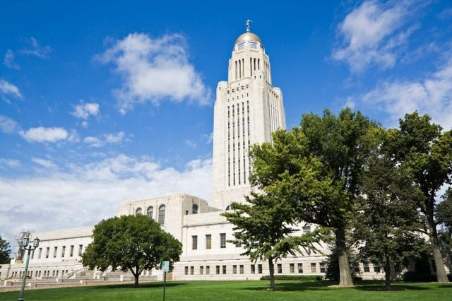 Lincoln's capital building