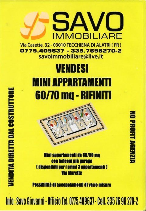 brochure informativa servizi agenzia immobiliare