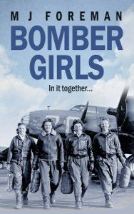 Bomber Girls book front cover