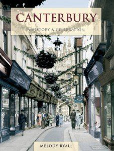 Canterbury History & Celebration book front cover
