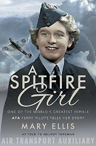 A Spitfire Girl book front cover