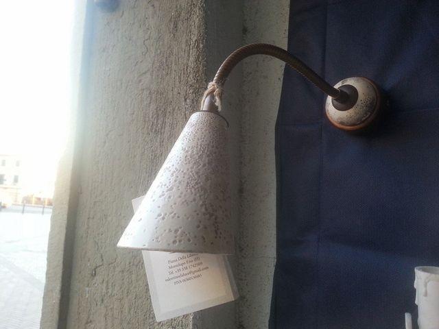 Un lampadario classico a Empoli