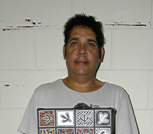 Peter Overs Indigenous Artist with paintings for sale