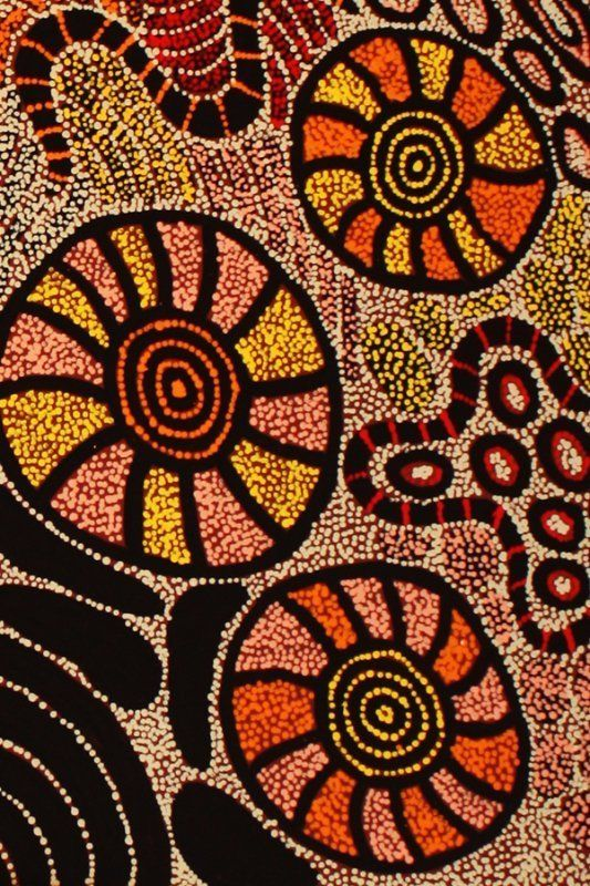 Elizabeth Marks Nakamarra Paintings for sale