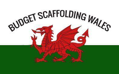 Budget Scaffolding Wales logo