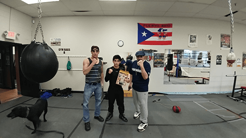 Checkmates Boxing Center Members