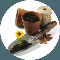 Gestione del verde, giardinaggio, manutenzione giardini