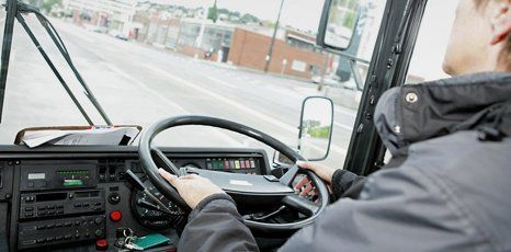 Driving staff