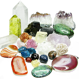Burtner's Rock & Gem - Jewelry Store, Gemstones | West