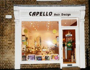 Capello Hair Design Salon front
