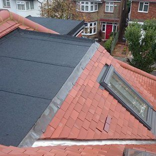 traditional roofing
