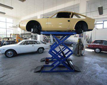 Garage services - Preston, Lancashire - David Ball Motors Ltd - Car repair