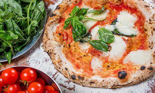 napoletana pizza