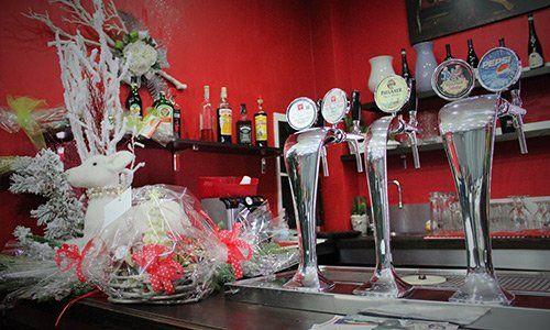 Angolo bar del Riccio Pizza e Restaurant a Santa Maria a Vico (CE)