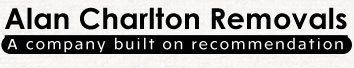 Alan Charlton Removals logo