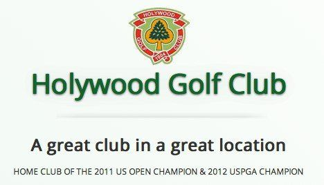 Holywood Golf Club logo