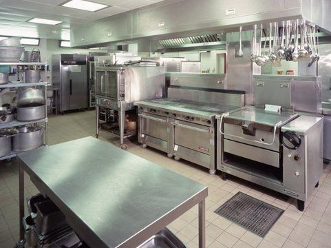a wide range of catering equipment
