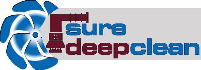 sure deepclean logo