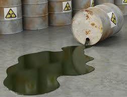 Industrial spill