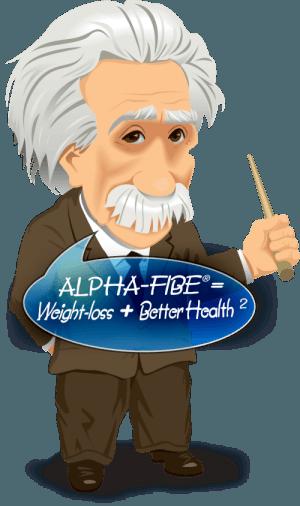Einstein professor for alpha fibe