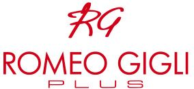 Romeo Gigli Plus Logo