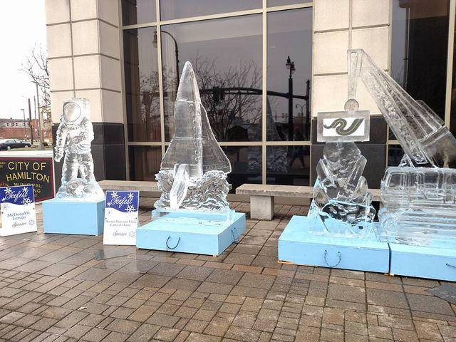 ICEFEST Ice Sculpture Festival | Hamilton Ohio
