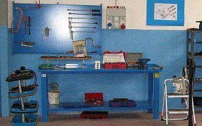 officina per compressori