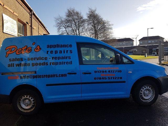 White Goods Repairs Pete S Appliance Repairs