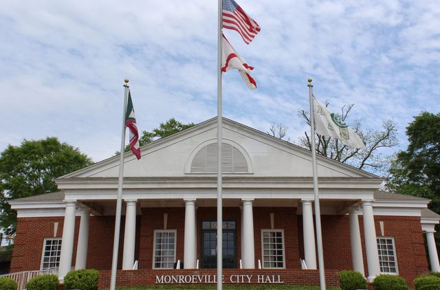 Monroeville Al City Hall