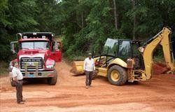 Road Maintenance & Dirt Hauling