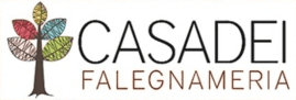 CASADEI FALEGNAMERIA - LOGO