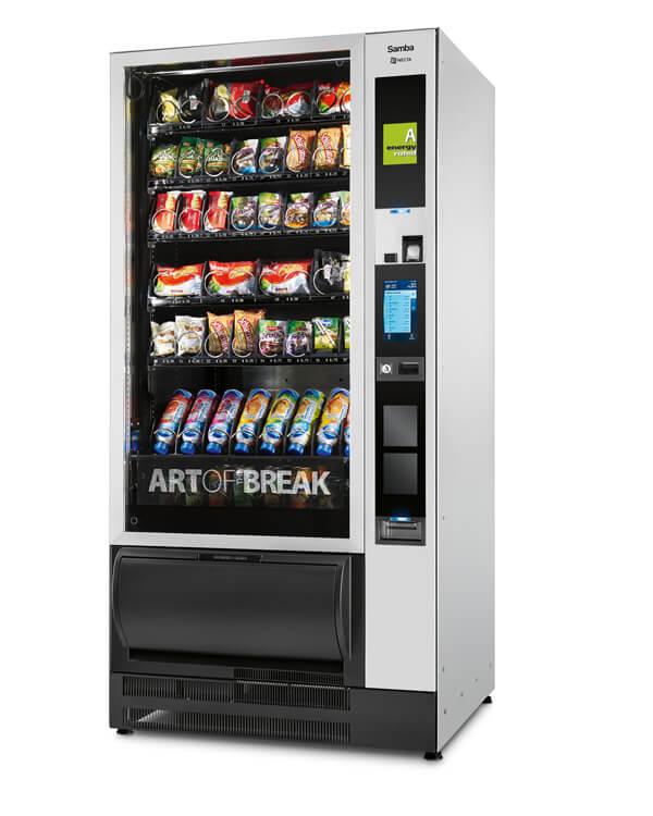 Distributore automatico alimentare