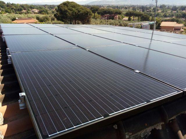 pannelli fotovoltaici a colleferro