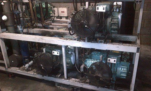 Industrial aircon equipment
