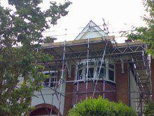 domestic scaffolds
