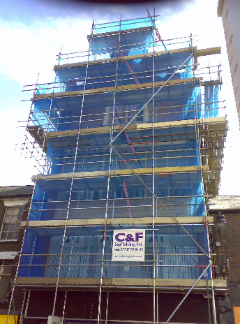local scaffolding company