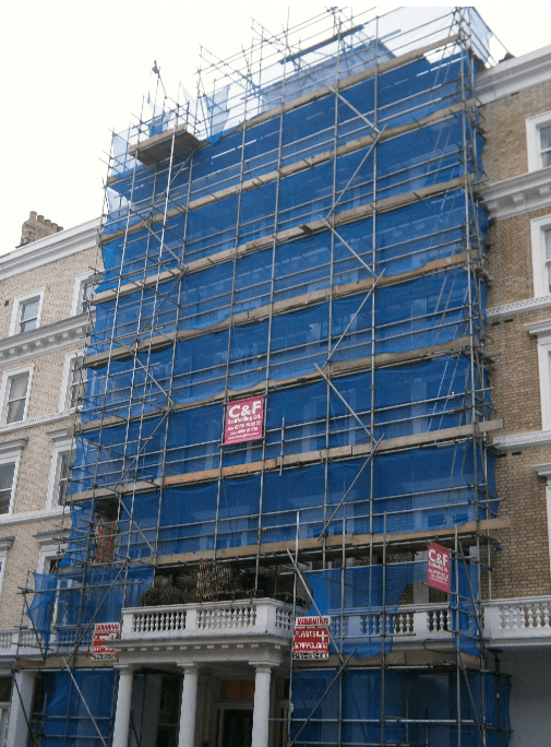 scaffolding requirements
