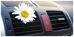 aria condizionata auto