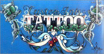 Tattoo Shop San Antonio TX | Custom Ink Tattoos & Body Piercing ...
