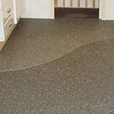 CrystalPave on an interior floor