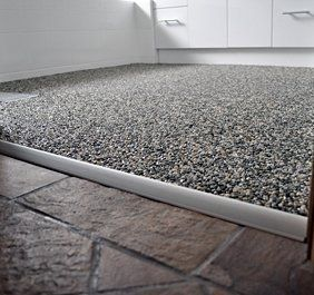 Stone Carpet interior flooring