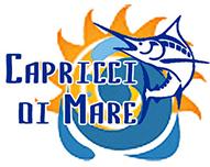 GASTROPESCHERIA CAPRICCI DI MARE - Logo