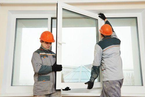 Installando la finestra