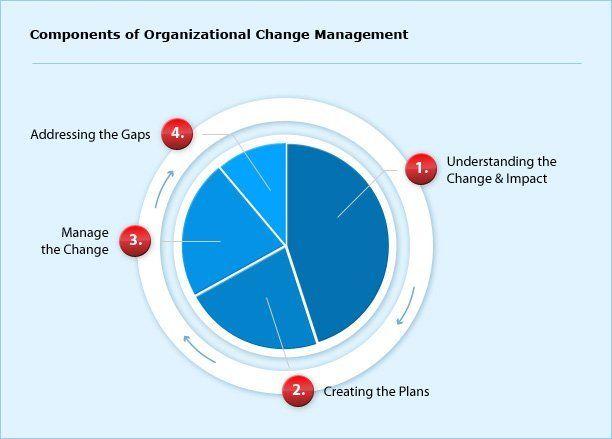 Components Organizational Change Management