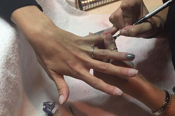 manicure pedicure firenze