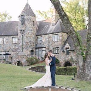 fairy tale wedding little rock
