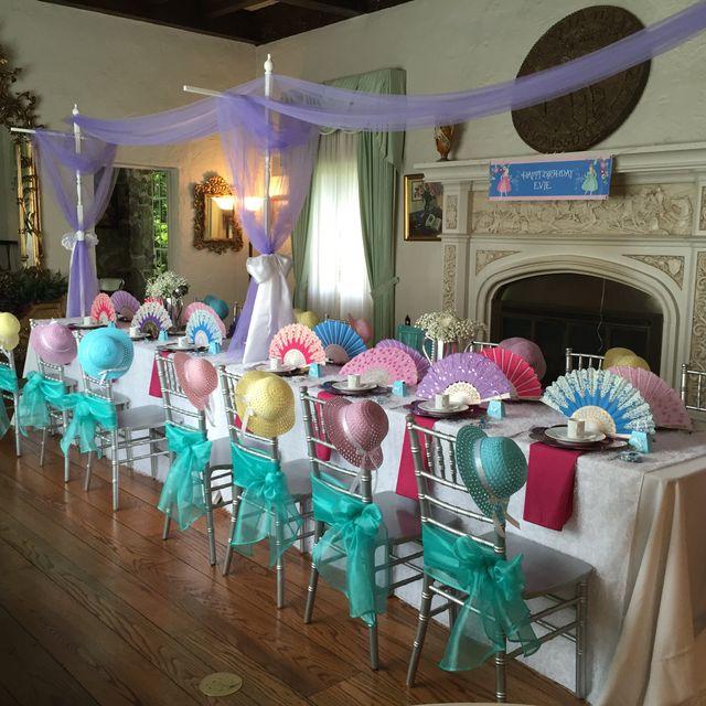 birthday venues in arkansas